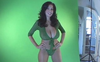 Jana Defi 32gg Natural Boobs for Your St. Patricks Day