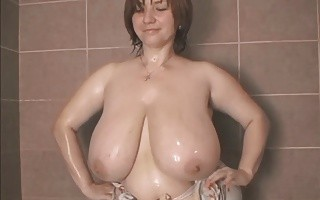 A Redhead-BBW-Milf with Huge Boobs 2