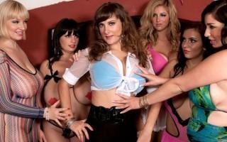 Valory Irene, Michelle Bond, Arianna Sinn, Sophie Mae, Lana Ivans, Eden Mor
