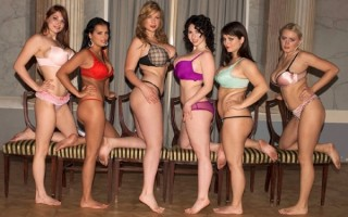 Jasmine Black, Karina Hart, Terry Nova, Melissa Mandlikova, Christy Marks