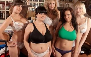 Eden Mor, Lana Ivans, Sophie Mae, Arianna Sinn, Michelle Bond, Valory Irene
