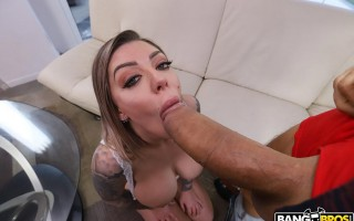 Karma RX Fucks the Biggest Dick ever