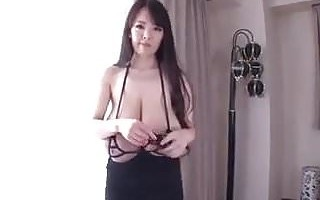 Busty Jav Hitomi is your wife 1
