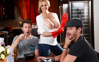 Julia Ann\'s son is a real ungrateful little brat, and by the time he finally decides to move out with his best buddy Xander, she\'s had just about all she can handle of his selfishness. But when he forgets about mother\'s day, that\'s the last straw! She
