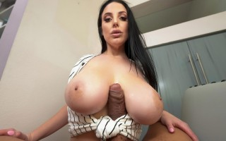 Angela White in It Fits My Tits Just Fine