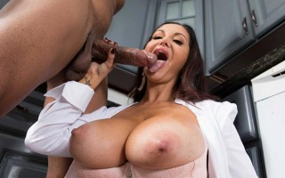 One strict busty mama Ava Addams