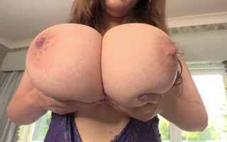 Bella Brewer Irresistible Big Yummy Titties in Focus