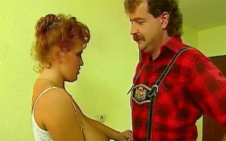 Horny girls from the 80s love having horny sex