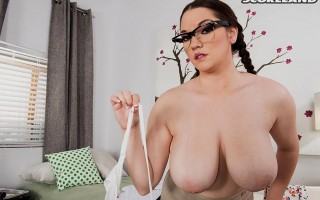 Kate Marie is the chesty girl next door