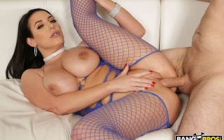 Angela White Anal Unscripted
