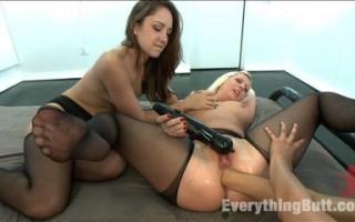 Big Butt girls getting kinky extreme anal play!