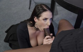 Curvy executive Angela White offers full service banking
