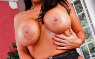 Watch Sienna West's huge tits bounce as she gets fucked by a big dick.