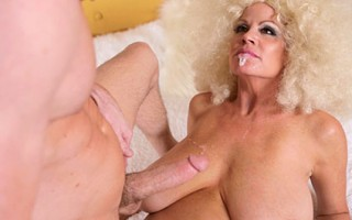 Kelly Madison stars as Foxy White, a sexy bad motha that don't take no shit from no man, just dick.