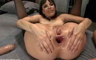 Dirty Girls in Extreme Anal Action, Fisting, large toys!