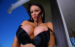12 pics and 1 movie of Jena from Big Tits Boss